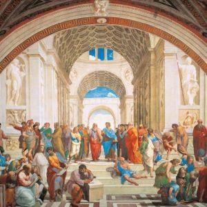 School of Athens 500