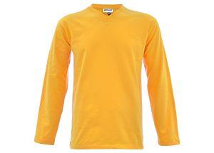 VORTEX SWEATER - yellow