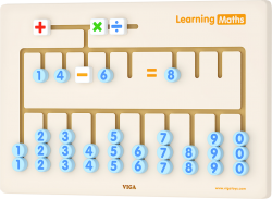 Wall Toy - Learning Maths