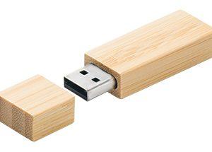 BAMBOO 8GB USB FLASH DRIVE