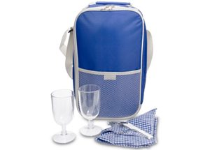 BLUE BAY WINE COOLER BAG