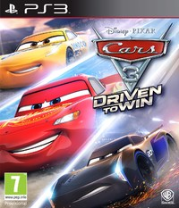 Cars 3 Driven to Win PS3
