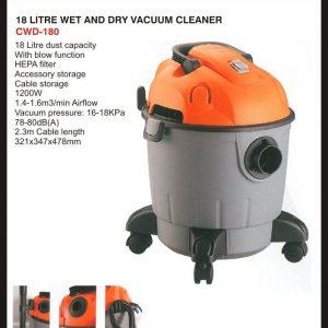 Conti Wet & Dry Vacuum