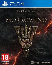 Elder Scrolls Online Morrowind (PS4)