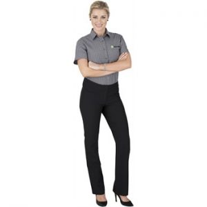 Ladies Cambridge Non Stretch Pants - black