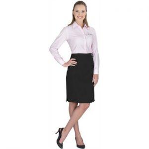 Ladies Cambridge Skirt - black