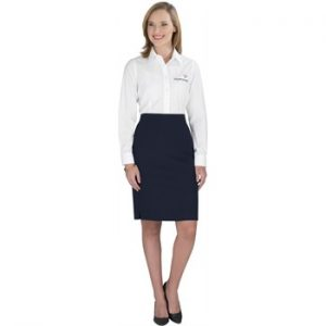 Ladies Cambridge Skirt - navy