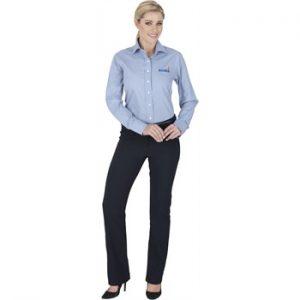 Ladies Cambridge Stretch Pants - navy