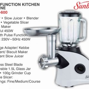 Sunbeam Multi Kitchen Machine