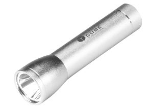 THOR POWERBANK AND LED TORCH - silver