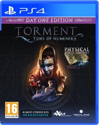 Torment Tides of Numenera (PS4)
