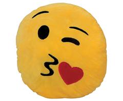 Emoji Cushion - Heart