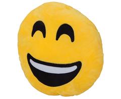 Emoji Cushion - Smiley