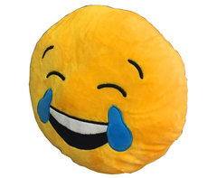 Emoji Cushion - Tears