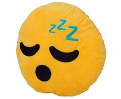 Emoji Cushion - ZZZ Sleep