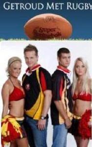 Getroud Met Rugby - Seisoen 1 (DVD)