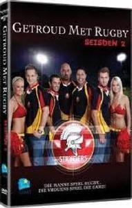 Getroud Met Rugby - Seisoen 3 (DVD)