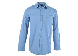 Haiden shirt - sky blue