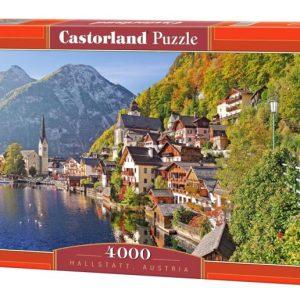 Hallstatt Austria 4000