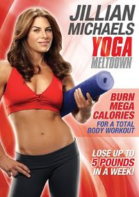 Jillian Michaels - Yoga Meltdown (DVD)