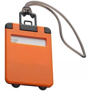 Luggage Tag Kemer - orange