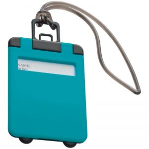 Luggage Tag Kemer - teal