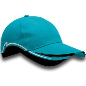 Slick-Turquoisewhiteblack