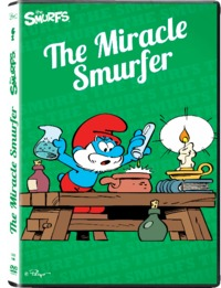 Smurfs - Season 3 The Miracle Smurfer (DVD)