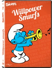 Smurfs - Season 3 Willpower Smurfs (DVD)