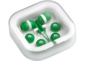 grooves-earbuds-green